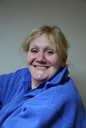 Sharon Warburton
